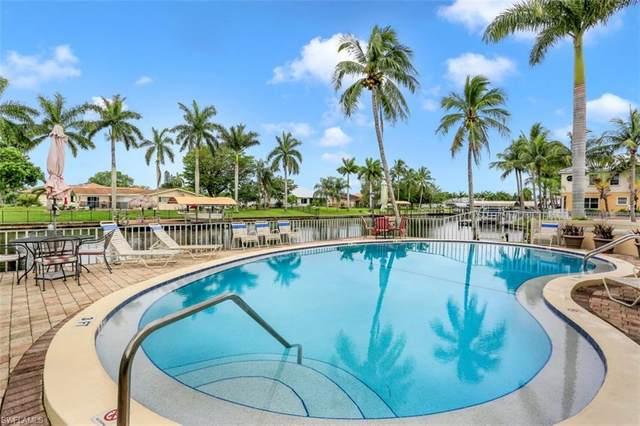 4928 Vincennes Street C5, Cape Coral, FL 33904 (MLS #221044695) :: Florida Homestar Team