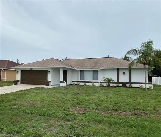 2210 SW 14th Avenue, Cape Coral, FL 33991 (#221044722) :: The Dellatorè Real Estate Group
