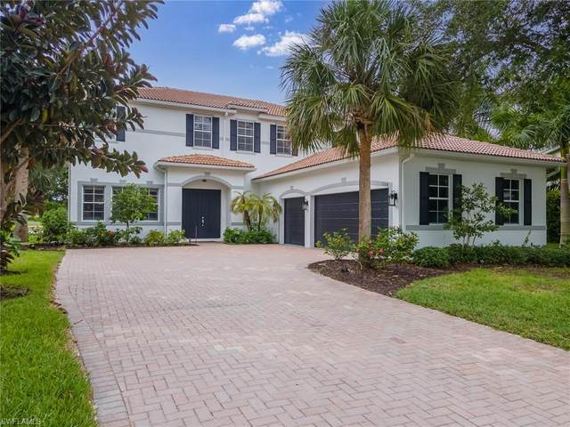 1108 Amber Lake Court, Cape Coral, FL 33909 (MLS #221044732) :: Domain Realty