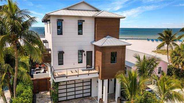 61 Delmar Avenue, Fort Myers Beach, FL 33931 (MLS #221044738) :: Team Swanbeck