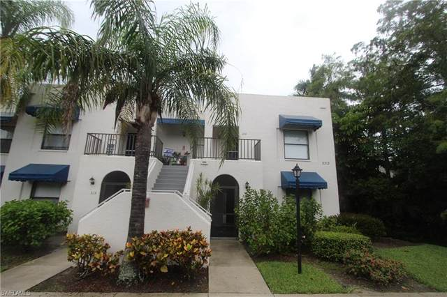 3313 Europa Drive #216, Naples, FL 34105 (MLS #221044796) :: Medway Realty