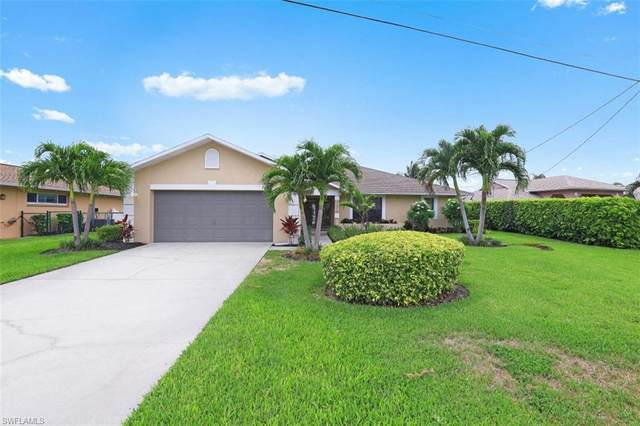 3870 SE 13th Place, Cape Coral, FL 33904 (MLS #221044808) :: RE/MAX Realty Team