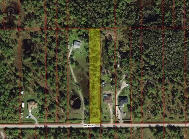 48th Avenue NE, Naples, FL 34120 (MLS #221044829) :: Realty World J. Pavich Real Estate