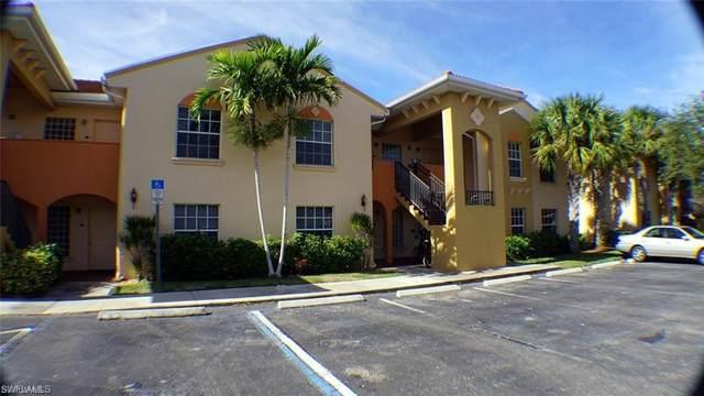 4154 Castilla Circle #101, Fort Myers, FL 33916 (#221044859) :: The Dellatorè Real Estate Group
