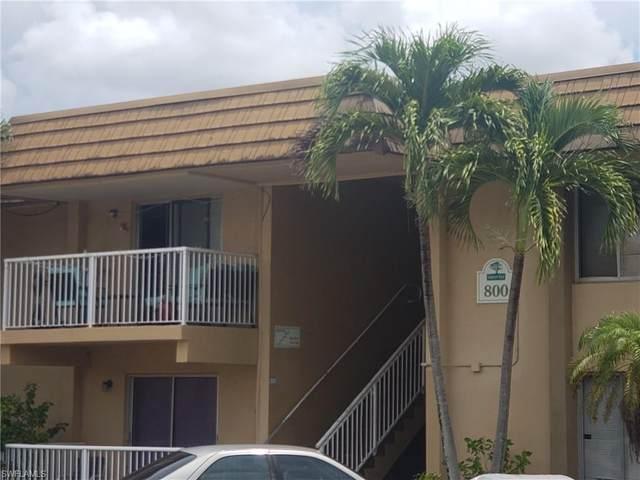 1830 Maravilla Avenue #811, Fort Myers, FL 33901 (MLS #221044915) :: Medway Realty