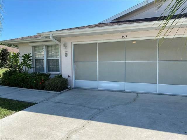 437 Bethany Village Circle, Lehigh Acres, FL 33936 (MLS #221044941) :: Realty World J. Pavich Real Estate