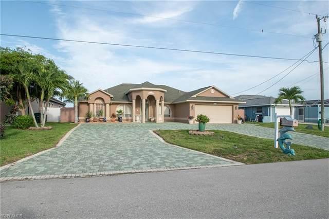 4216 SW 10th Avenue, Cape Coral, FL 33914 (MLS #221044945) :: Realty World J. Pavich Real Estate