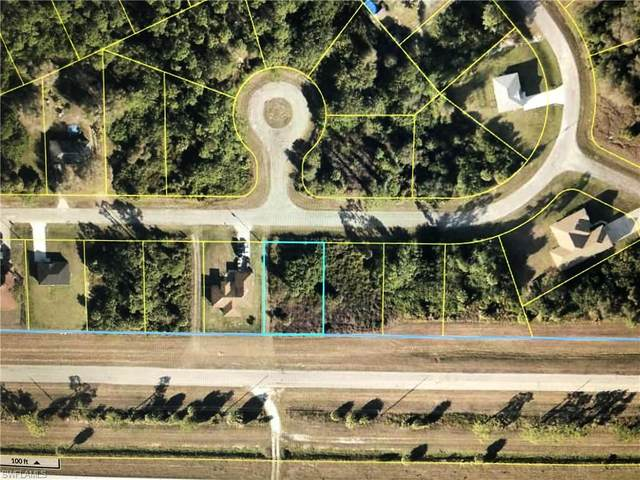 3019 S Balsam Circle, Labelle, FL 33935 (MLS #221044952) :: Realty World J. Pavich Real Estate