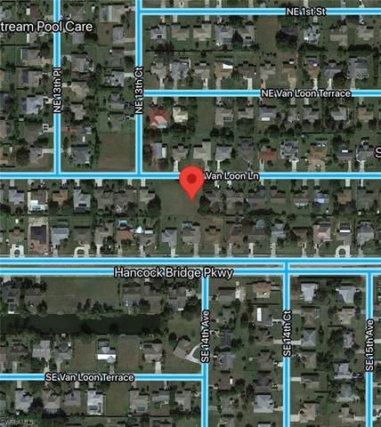 1338 NE Van Loon Lane, Cape Coral, FL 33909 (MLS #221044974) :: RE/MAX Realty Group