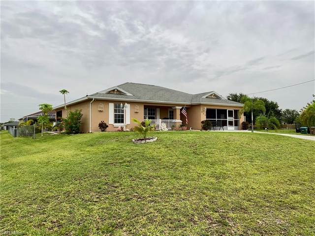 629 NW 26th Terrace, Cape Coral, FL 33993 (MLS #221044984) :: RE/MAX Realty Group