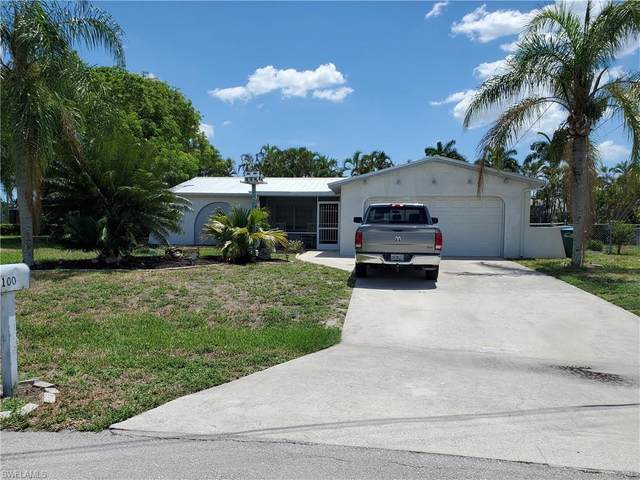 1100 SE 31st Terrace, Cape Coral, FL 33904 (MLS #221044990) :: RE/MAX Realty Group