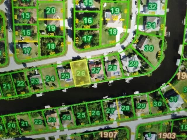 12724 Bacchus Road, Port Charlotte, FL 33981 (MLS #221045012) :: The Naples Beach And Homes Team/MVP Realty