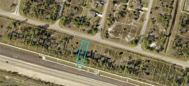 3030 Meadow Road, Lehigh Acres, FL 33974 (MLS #221045073) :: The Naples Beach And Homes Team/MVP Realty