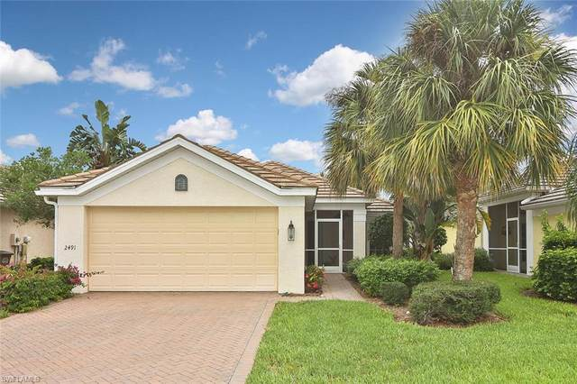 2491 Woodbourne Place, Cape Coral, FL 33991 (MLS #221045131) :: Realty World J. Pavich Real Estate