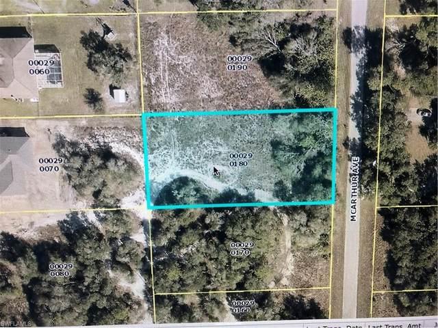 1811 Mcarthur Avenue, Lehigh Acres, FL 33972 (MLS #221045211) :: Realty World J. Pavich Real Estate