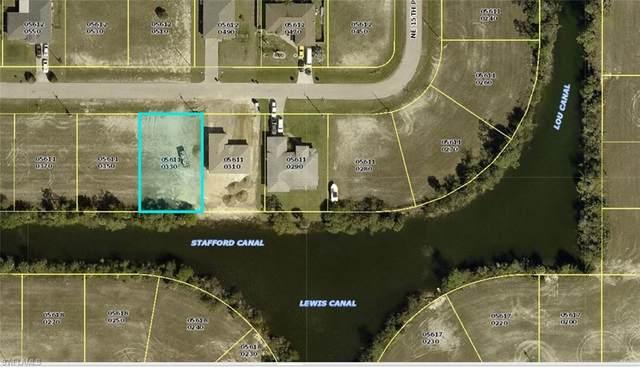 1444 NE 33rd Street, Cape Coral, FL 33909 (MLS #221045232) :: Domain Realty