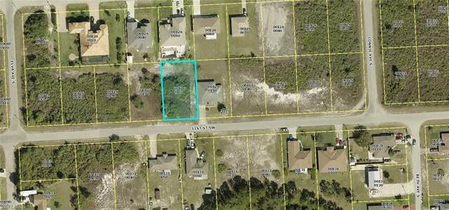 2610 31st Street SW, Lehigh Acres, FL 33976 (MLS #221045239) :: Realty World J. Pavich Real Estate