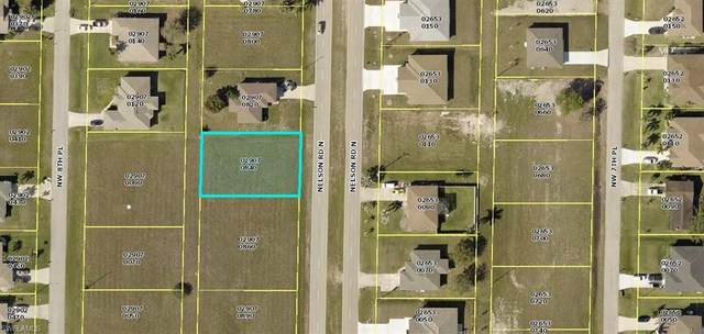 1318 Nelson Road N, Cape Coral, FL 33993 (MLS #221045251) :: Realty World J. Pavich Real Estate