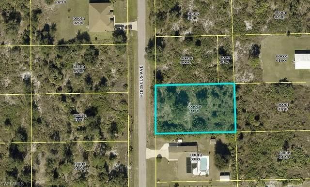 810 Hibiscus Avenue, Lehigh Acres, FL 33972 (#221045255) :: Southwest Florida R.E. Group Inc
