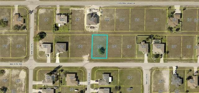 1223 NW 15th Terrace, Cape Coral, FL 33993 (MLS #221045258) :: Realty World J. Pavich Real Estate