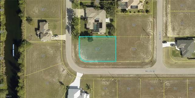 2523 NW 26th Avenue, Cape Coral, FL 33993 (MLS #221045274) :: Realty World J. Pavich Real Estate