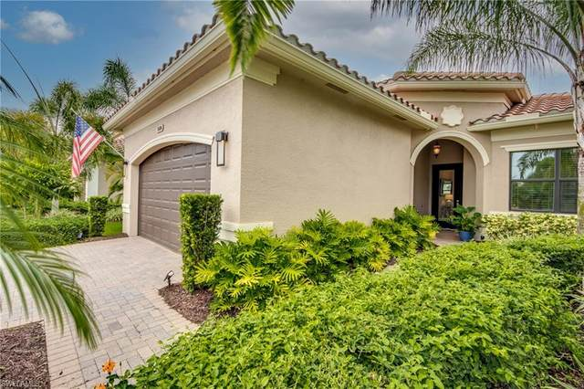 11684 Meadowrun Circle, Fort Myers, FL 33913 (MLS #221045288) :: RE/MAX Realty Team