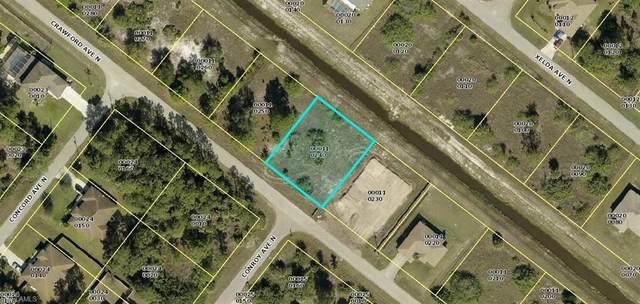 2022 Crawford Avenue N, Lehigh Acres, FL 33971 (MLS #221045302) :: RE/MAX Realty Team