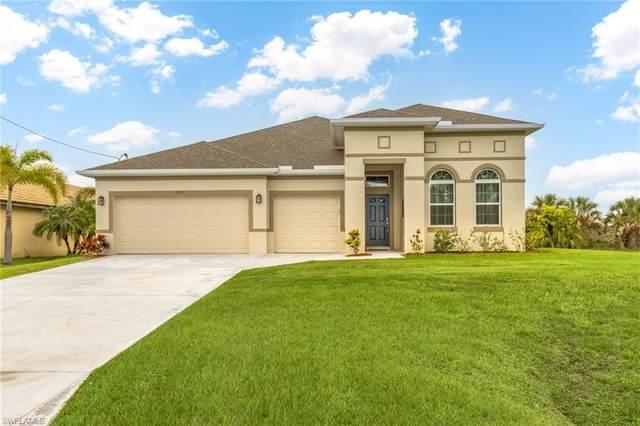 1635 NW 38th Avenue, Cape Coral, FL 33993 (MLS #221045314) :: Realty World J. Pavich Real Estate