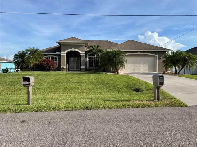 1618 SW 22nd Terrace, Cape Coral, FL 33991 (MLS #221045317) :: BonitaFLProperties
