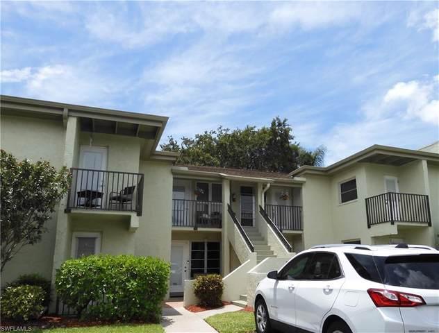 7400 College Parkway 78D, Fort Myers, FL 33907 (MLS #221045321) :: Clausen Properties, Inc.