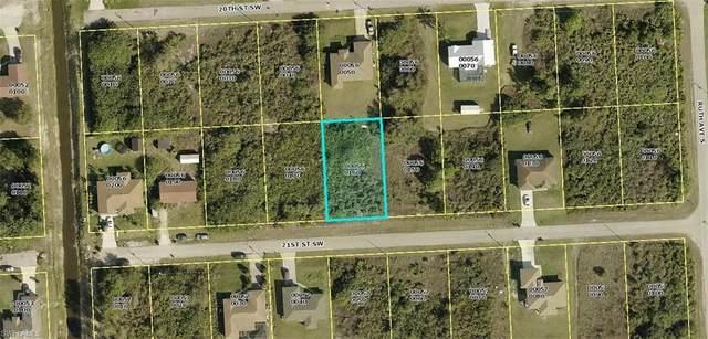 3310 21st Street SW, Lehigh Acres, FL 33976 (MLS #221045362) :: Realty World J. Pavich Real Estate
