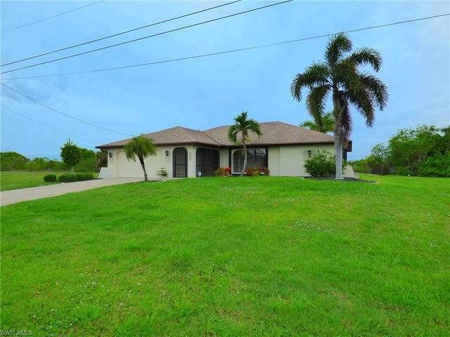1418 NE 1st Place, Cape Coral, FL 33909 (MLS #221045424) :: Realty Group Of Southwest Florida