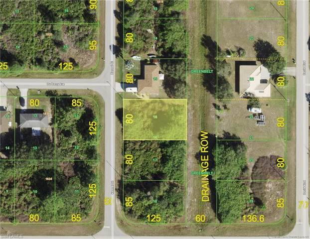 5512 Kennel Street, Port Charlotte, FL 33981 (MLS #221045497) :: Realty Group Of Southwest Florida