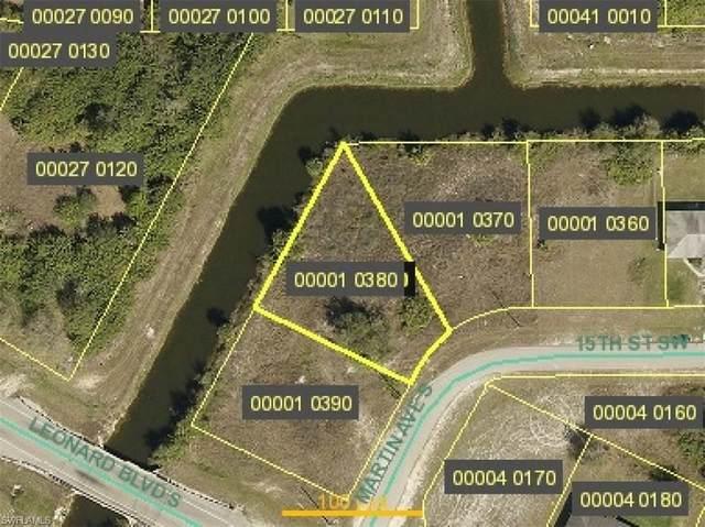 4800 15th Street SW, Lehigh Acres, FL 33973 (#221045503) :: The Dellatorè Real Estate Group