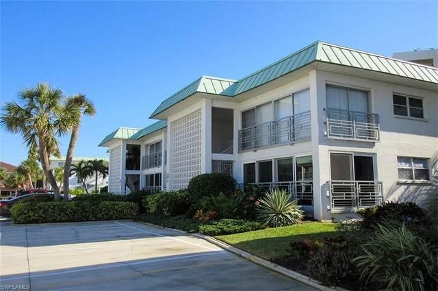 6500 Estero Boulevard C117, Fort Myers Beach, FL 33931 (MLS #221045549) :: Realty Group Of Southwest Florida