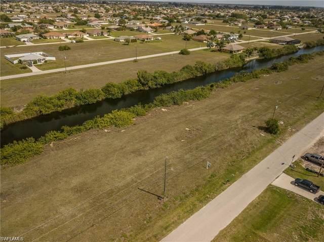 1131 NW 13th Street, Cape Coral, FL 33993 (#221045572) :: The Dellatorè Real Estate Group