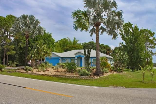 5312 Centennial Boulevard, Lehigh Acres, FL 33971 (MLS #221045585) :: Florida Homestar Team