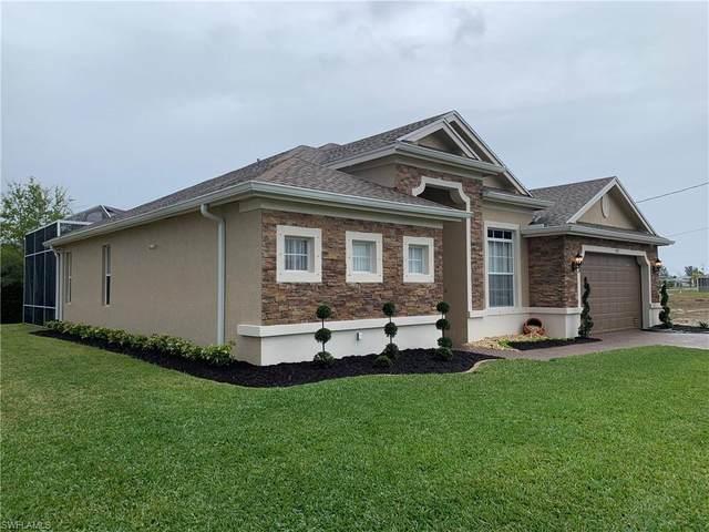 722 NW 38th Avenue, Cape Coral, FL 33993 (MLS #221045588) :: Team Swanbeck