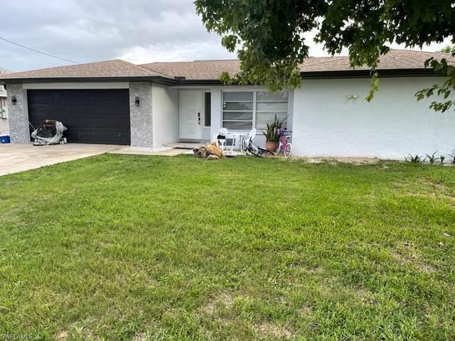 2208 SE 10th Street, Cape Coral, FL 33990 (#221045619) :: Southwest Florida R.E. Group Inc