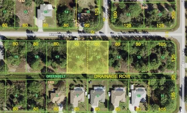 12191 Kingsbury Avenue, Port Charlotte, FL 33981 (#221045638) :: We Talk SWFL