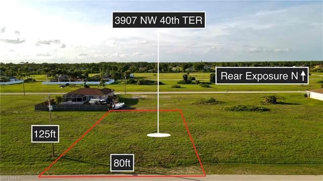 3907 NW 40th Terrace, Cape Coral, FL 33993 (MLS #221045686) :: Team Swanbeck