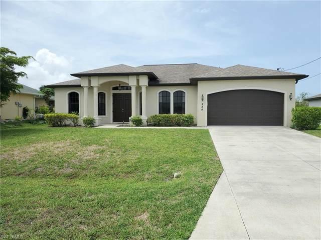 524 SW 31st Terrace, Cape Coral, FL 33914 (#221045719) :: The Dellatorè Real Estate Group