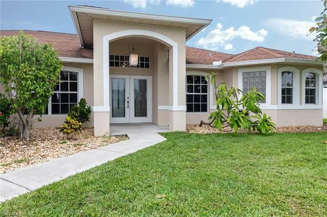 2522 SW 10th Avenue, Cape Coral, FL 33914 (#221045743) :: The Dellatorè Real Estate Group