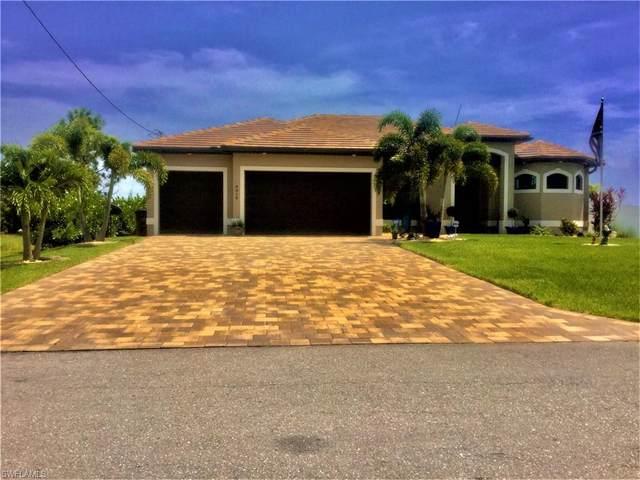 4018 NW 33rd Lane, Cape Coral, FL 33993 (MLS #221045746) :: BonitaFLProperties