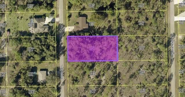 216 Leroy Avenue, Lehigh Acres, FL 33936 (#221045766) :: The Dellatorè Real Estate Group
