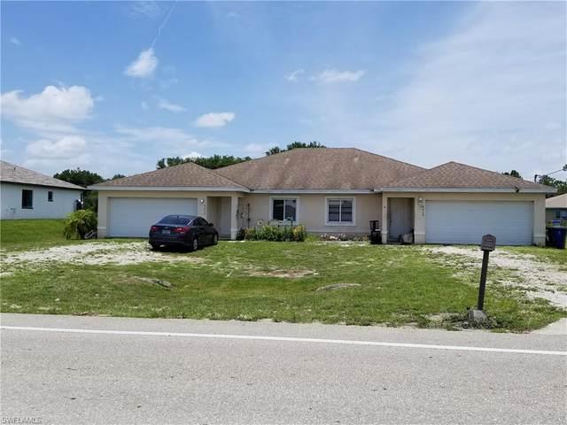 4624 Leonard Boulevard, Lehigh Acres, FL 33973 (#221045839) :: The Dellatorè Real Estate Group