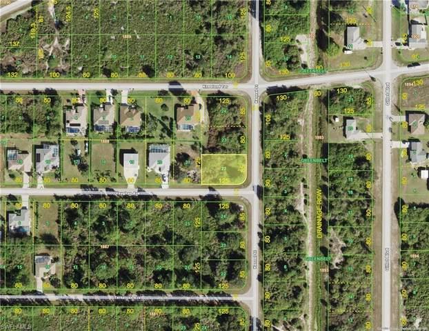 12224 Vaughan Avenue, Port Charlotte, FL 33981 (MLS #221045840) :: Coastal Luxe Group Brokered by EXP