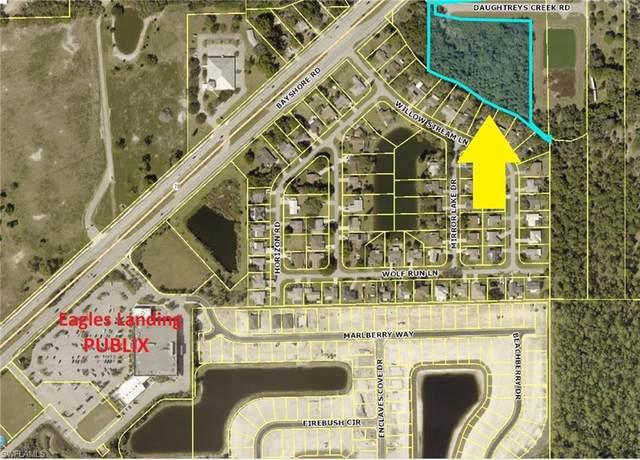 16470 Daughtreys Creek Road, North Fort Myers, FL 33917 (MLS #221045924) :: Florida Homestar Team