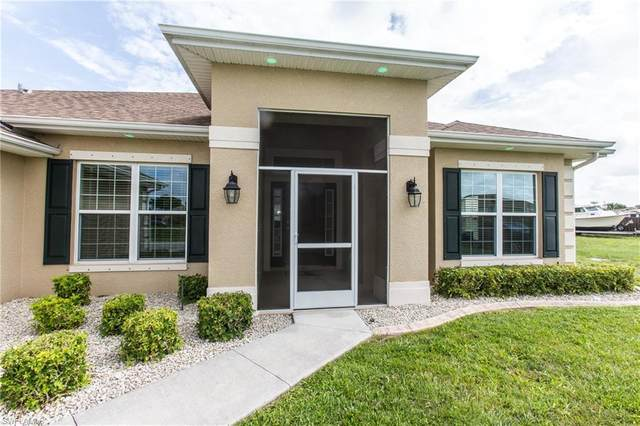 225 NW 26th Street, Cape Coral, FL 33993 (MLS #221045943) :: Coastal Luxe Group Brokered by EXP