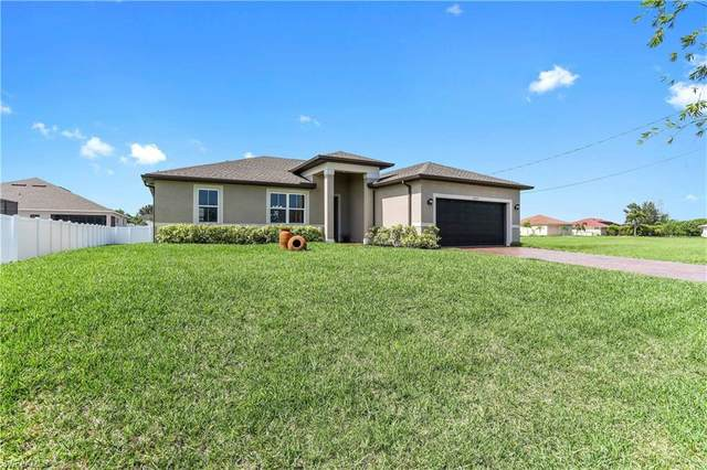 3407 NW 8th Terrace, Cape Coral, FL 33993 (MLS #221045989) :: Realty World J. Pavich Real Estate